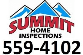 Contact Summit Home Inspections at 208 559 4102